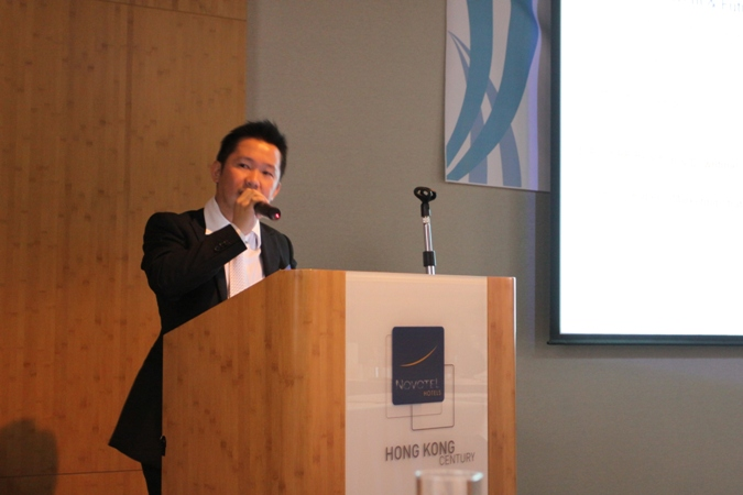 Speaker for ICAAM in Dubai Nov 2009