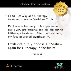 Ultherapy Review from Customer