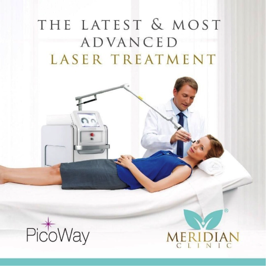 The latest & most advanced laser treatment